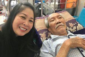 Hồng Vân kêu gọi giúp đỡ soạn giả cải lương bệnh nặng