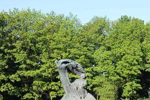 Thiên nhiên thơ mộng trong cung đàn hoài niệm ở quê hương thiên tài âm nhạc Chopin