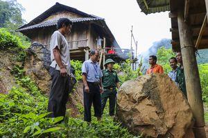 Điện Biên: Di dời người dân ra khỏi vùng thiên tai vẫn là 'bài toán' khó