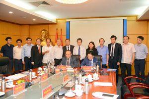 Bộ Tài nguyên và Môi trường - Hội Luật gia Việt Nam: Phối hợp trong xây dựng, phổ biến pháp luật về tài nguyên và môi trường