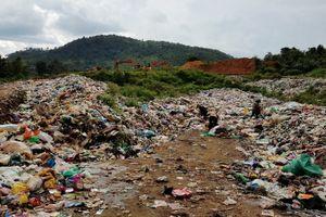 Gia Lai: Khẩn trương khắc phục ô nhiễm môi trường tại bãi rác Ia Yok