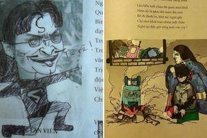 Loạt ảnh chứng minh vẽ bậy lên sách giáo khoa là thú vui muôn thuở của học sinh Việt Nam