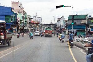 Ngày 29/9, điều chỉnh tín hiệu giao thông nhiều tuyến đường Q.Tân Bình