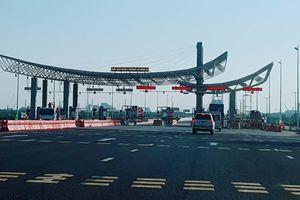 Dự kiến thu phí cao tốc Hạ Long - Hải Phòng từ 1/10, cao nhất 200.000 đồng/lượt