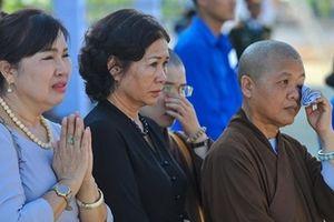 Quê nhà nghẹn ngào tiễn đưa Chủ tịch nước Trần Đại Quang
