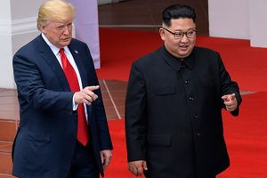 Mỹ hoan nghênh Nhà lãnh đạo Triều Tiên nhưng vẫn duy trì trừng phạt