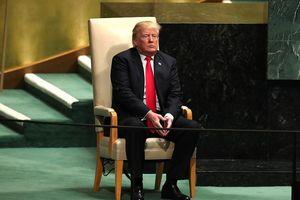 Toàn cảnh kỳ họp Đại Hội đồng Liên Hợp Quốc tại New York (Mỹ)