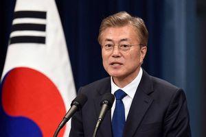 Tổng thống Moon Jae-in: Quân đội Mỹ nên ở lại Hàn Quốc