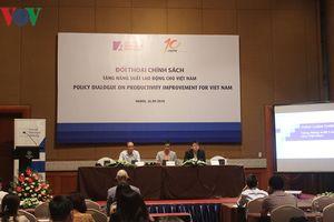 Sụt giảm năng suất lao động khiến tăng trưởng GDP Việt Nam giảm sút