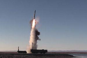 Nga tung video lần đầu bắn thử tên lửa siêu thanh đối hạm Onyx