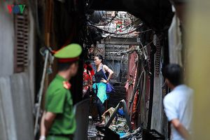 Khởi tố vụ án cháy nhà trọ khiến 2 người tử vong gần Bệnh viện Nhi Trung ương
