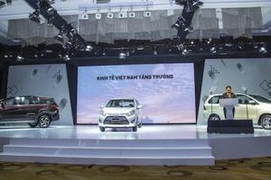Toyota tung Wigo, Avanza và Rush, tạo 'bom tấn' trên thị trường ô tô cuối năm