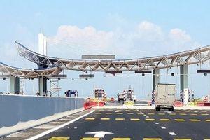 Cầu Bạch Đằng nối Quảng Ninh và Hải Phòng dự kiến thu phí vào đầu tháng 10/2018