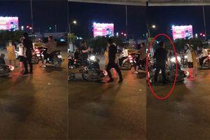 Danh tính kẻ côn đồ đánh phụ nữ mang bầu 8 tháng trên phố Hà Nội