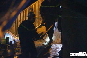 Gia đình 2 nạn nhân chết trong đám cháy gần Bệnh viện Nhi Trung ương: Khi nỗi đau chồng chất đau thương