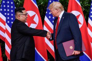 Hội nghị thượng đỉnh Mỹ - Triều sẽ diễn ra sau tháng 10