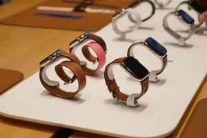 Pin Apple Watch Series 4 dung lượng thấp hơn thế hệ trước