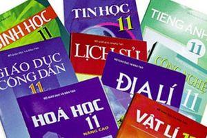 Một chương trình - nhiều bộ sách: Đơn đặt hàng của thời đại