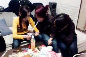 Tụ tập bạn bè sử dụng ma túy tại nhà riêng, phạm tội gì?