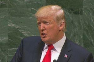 Tổng thống Trump: Mỹ và đồng minh cần phải đánh bại IS ở Syria