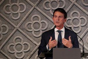 Cựu Thủ tướng Pháp tranh cử thị trưởng ở Tây Ban Nha