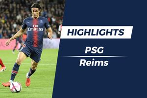 Highlights Cavani lập cú đúp, PSG nối dài mạch thắng