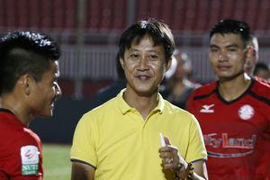 HLV đội Sài Gòn lâm bệnh ở giai đoạn quan trọng của V.League