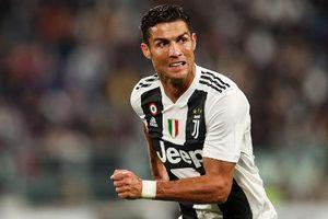 Ronaldo ghi dấu ấn ở trận thắng thứ 6 liên tiếp của Juventus