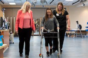 Hy vọng mới cho bệnh nhân bị liệt có thể đi lại bình thường