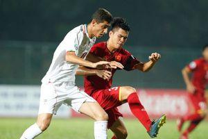 Thua Iran 0-5, U16 Việt Nam chia tay giải châu Á từ vòng bảng