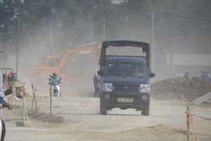 Dự án cải tạo, nâng cấp tỉnh lộ 421B đoạn qua xã Sài Sơn, huyện Quốc Oai: Nhà thầu tắc trách!