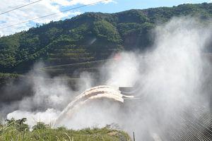 Lụt ở núi, nghịch cảnh diễn ra ở miền Tây xứ Nghệ