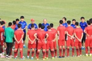 Đội tuyển Việt Nam gặp khó khăn trước AFF Cup