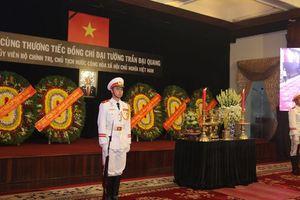 TP HCM: Hàng ngàn người dự Lễ truy điệu Chủ Tịch nước Trần Đại Quang