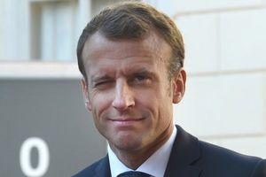 Tổng thống Pháp đang mất dần 'ánh hào quang'