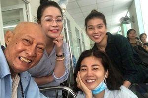 Lê Bình và Mai Phương chung tay giúp đỡ đồng nghiệp bị ung thư