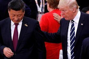 Dấu chấm hết cho tình bạn ông Trump – ông Tập?