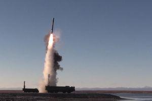 Tên lửa siêu thanh chống hạm Onyx lần đầu thử nghiệm ở Bắc Băng Dương