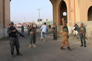 Afghanistan: Tấn công hỏa tiễn gần nơi Tổng thống dự họp