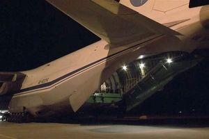 Báo Nga hé mở chi tiết lộ trình chuyển giao S-300 cho Syria