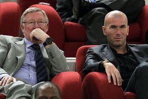 MU đàm phán Zidane, Neymar đồng ý về Real
