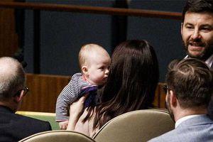Nhân vật 3 tháng tuổi thu hút mọi ánh nhìn tại Đại hội đồng LHQ