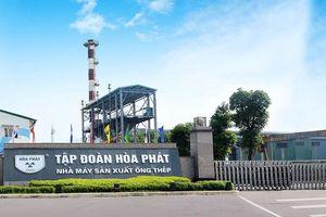 Hòa Phát xin nhận chìm 15,5 triệu m3 chất nạo vét: Tại sao tăng vọt?