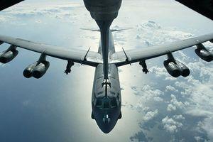 Mỹ liên tục triển khai B-52 ra Biển Đông, biển Hoa Đông