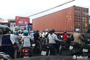 Tăng giờ cấm xe container trên đường ra cảng, Đà Nẵng báo cáo TC Đường bộ