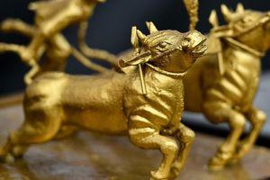Fed nâng lãi suất, giá vàng rớt khỏi ngưỡng 1.200USD/ounce