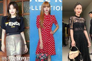 Điểm danh những mỹ nhân châu Á có phong cách nổi bật nhất tại Tuần lễ thời trang Xuân Hè 2019