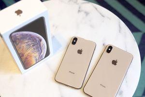 iPhone XS thất sủng, người dùng thích mua XS Max vì màn hình lớn