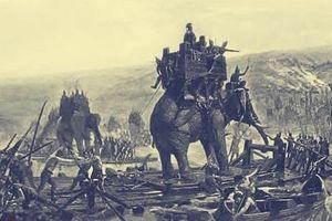 Thua ở đất Việt, Quách Quỳ bị người Trung Quốc chế giễu mang lợn đi đấu voi