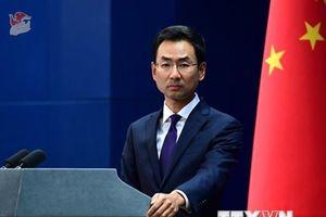 Trung Quốc khẳng định không can thiệp vào vấn đề nội bộ của nước khác